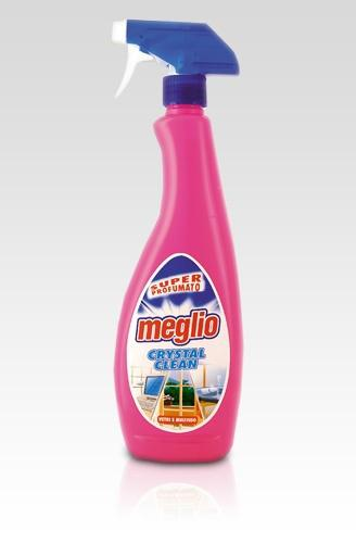 Meglio Crystal Clean plyn do szkla 0,75L