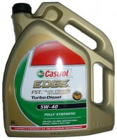 Castrol Edge Turbo Diesel  5w40 5L
