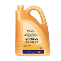 Grassol olej do kosiarek SAE 30 5L